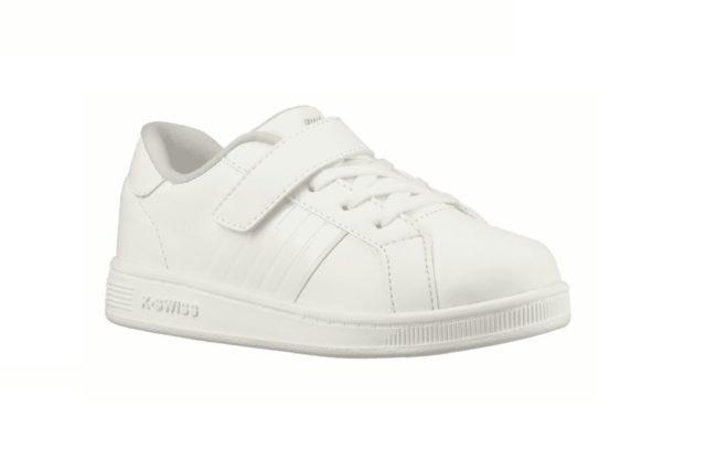 D‧PARK愉景新城:開學全攻略-K-SWISS Court Flash VLC 運動鞋售價 $399 港元 (L22005 舖)