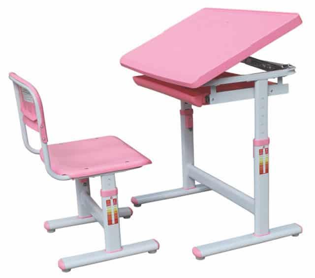 D‧PARK愉景新城:開學全攻略-L.DOCTOR 兒童健康護脊學習書桌椅套裝 售價$799 (開學全攻略展銷,L11033 舖)