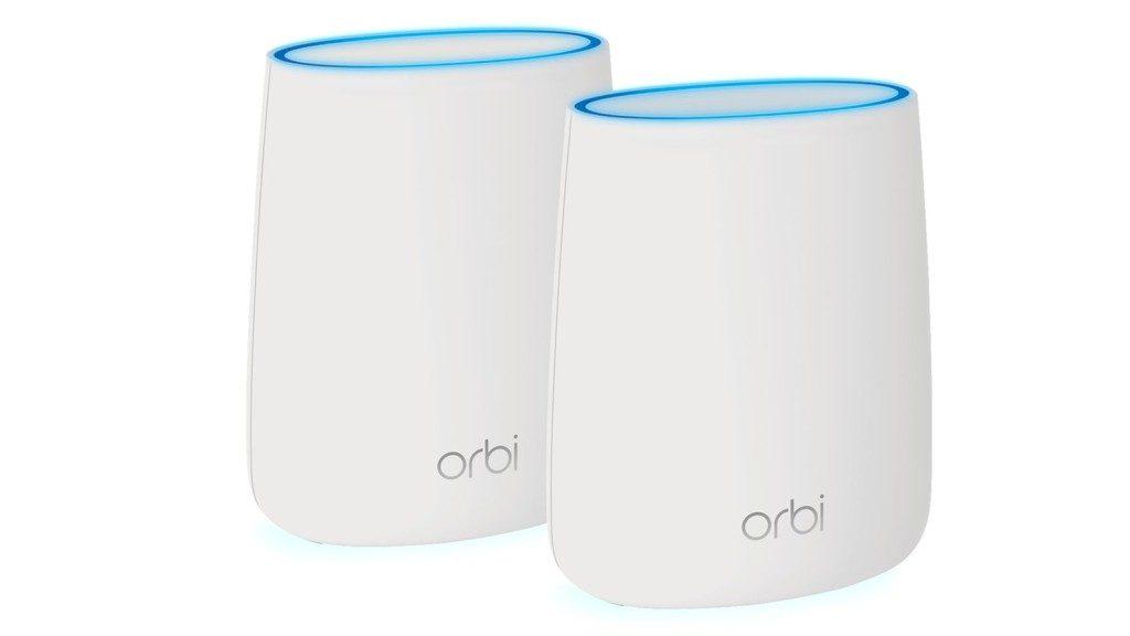 電腦通訊節2018優惠:Netgear RBR20 Orbi 單體三頻 Mesh Wi-Fi 路由器 — 優惠價:$1(原價:$980)|數量:每日 20 部