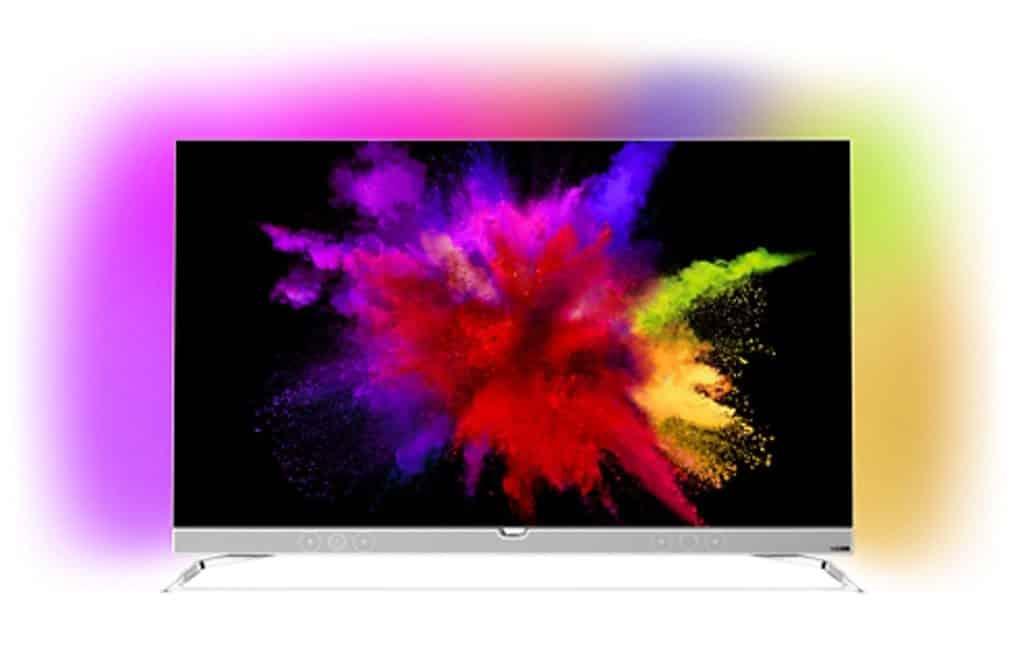電腦通訊節2018優惠:Philips 55 吋 OLED 4K 智能電視機 — 優惠價:$999(原價:$27,980)|數量:1 部