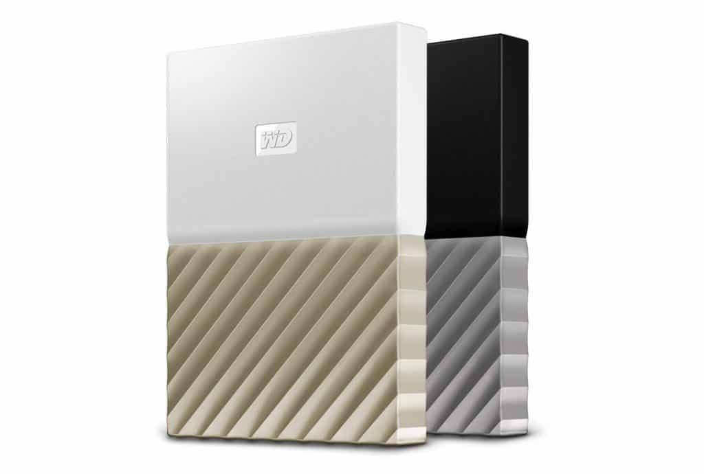 電腦通訊節2018優惠:WD My Passport Ultra 4TB 外置硬碟 — 優惠價:$499(原價:$1,280)|數量:2 部