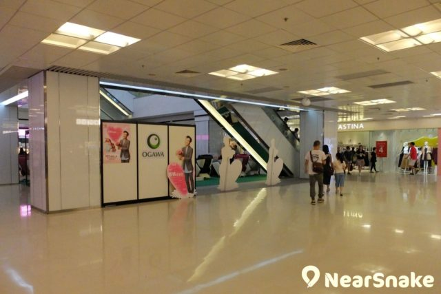 為配合人流旺盛所需,淘大商場內的空間均以偌大廣闊見稱。