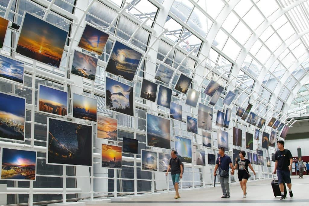 香港國際機場:藝術、文化與音樂巡禮在機場2018