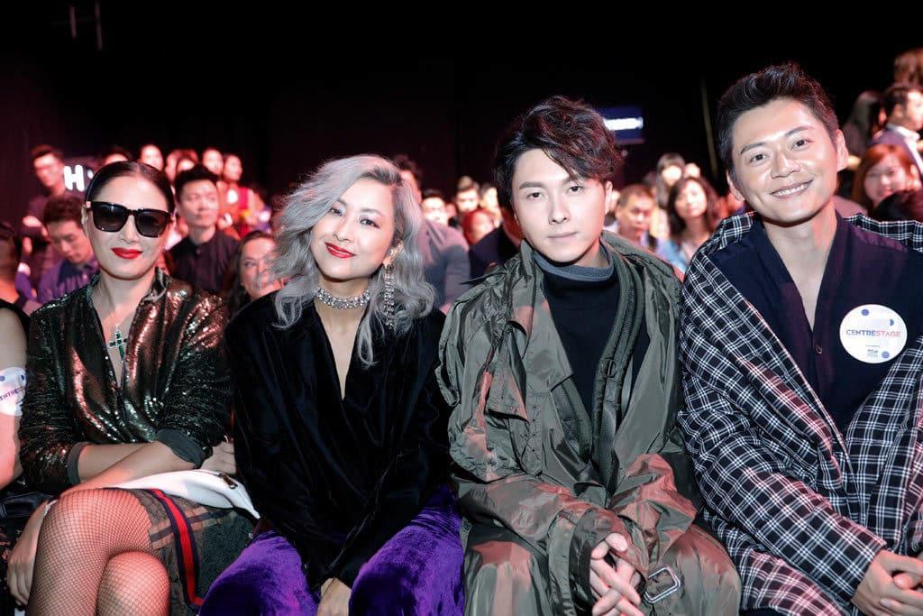 Centrestage 2018 香港國際時尚匯展 Centrestage 過往吸引不少城中時尚名人到場。