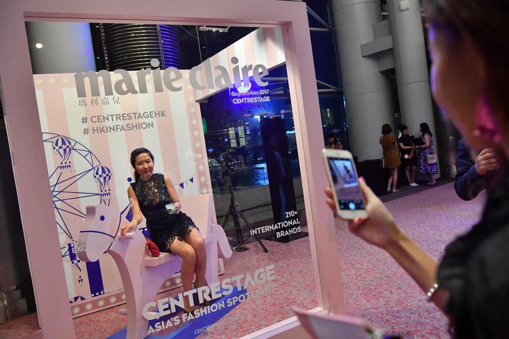 Centrestage 2018 香港國際時尚匯展 由香港貿易發展局主辦的 CENTRESTAGE 將於灣仔會議展覽中心舉行。