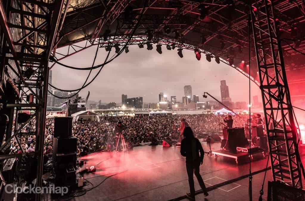 Clockenflap 2018 香港音樂及藝術節 Clockenflap 2018 將在中環海濱活動空間舉行。