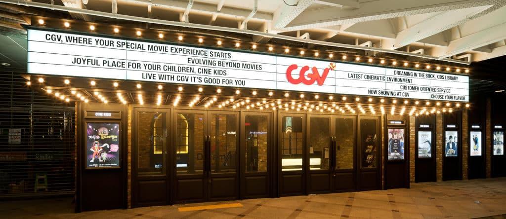 D2 Place CGV cinema戲院進駐:270度投影戲院+「孔劉館」K Star電影館開幕|荔枝角新戲院cgv cinema hk|cgv戲院 CGV 為韓國最大的連鎖電影院,在全球國際影院品牌排名第五。
