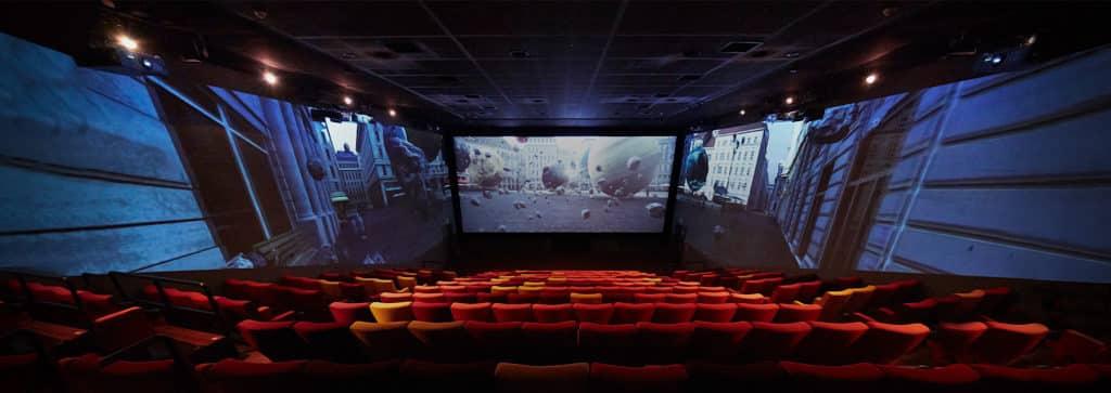 D2 Place CGV cinema戲院進駐:270度投影戲院+「孔劉館」K Star電影館開幕|荔枝角新戲院cgv cinema hk|cgv戲院 香港CGV Cinemas D2 Place 會設立全港首個 ScreenX 影廳。