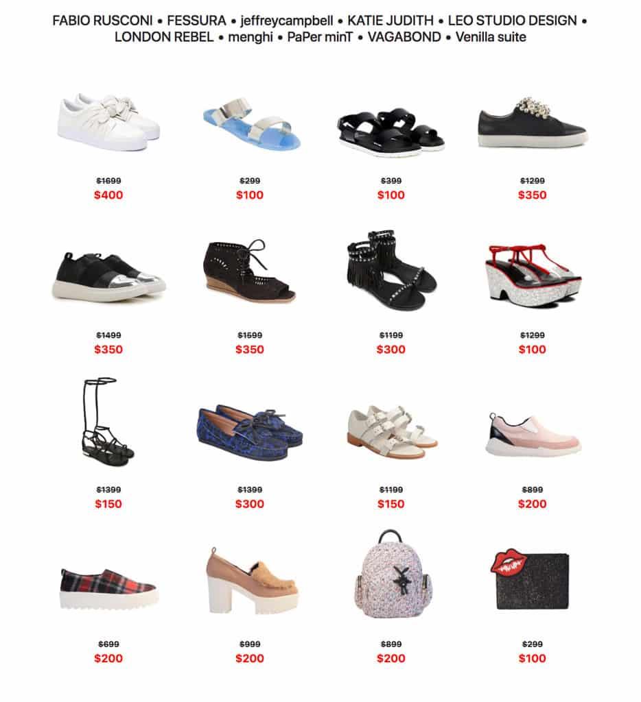 D2 Place:i.t 開倉 Shoes & Bags Warehouse Sale i.t Shoes & Bags Warehouse Sale 於荔枝角 D2 Place 舉行。