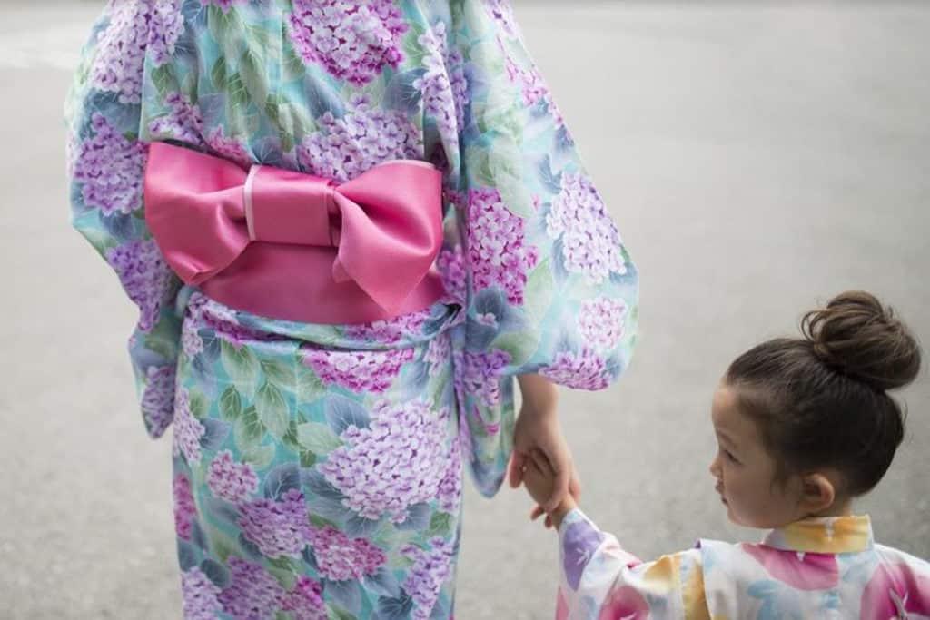 D2 Place:「香港の秋祭り」日本秋祭市集 秋祭現場設成人及小童浴衣租用區。