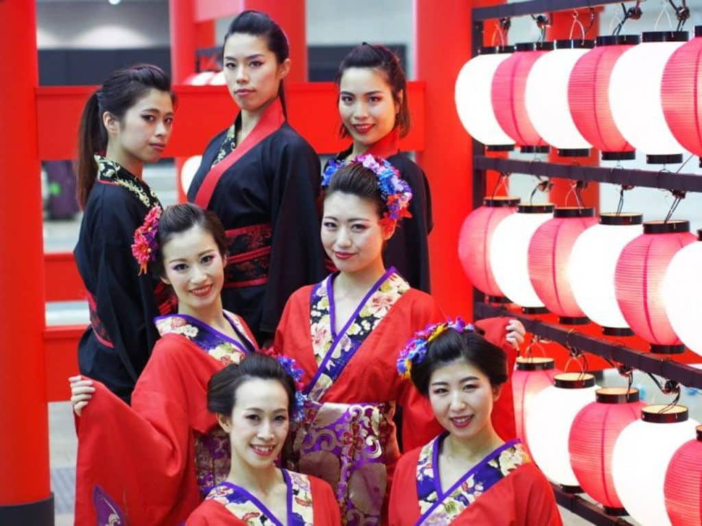 D2 Place:「香港の秋祭り」日本秋祭市集 「新井風味」將首次來港公演扇舞。