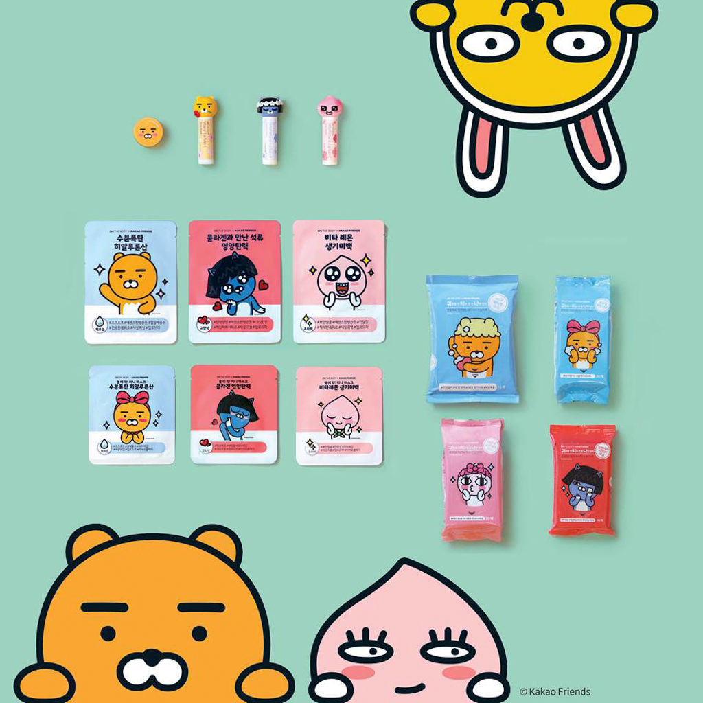Fashion Walk:Kakao Friends 航海主題限定店 Kakao Friends 多款精品限定店獨家發售。