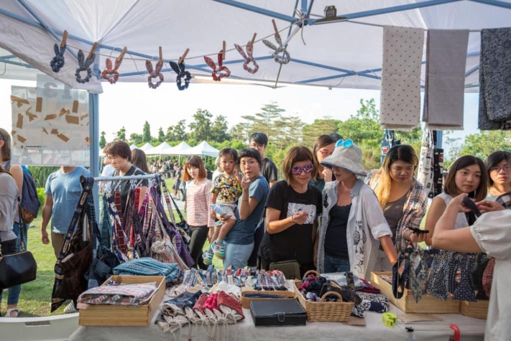 西九文化區:自由約2018(9月份) 自由生活市集繼續聚集一班創意十足的手作者。