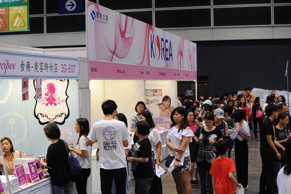 美與健生活博覽 2018 將與韓國國際展覽中心合作,以「韓潮.美妝」為主題,設立「K-Beauty Expo Hong Kong」展館。