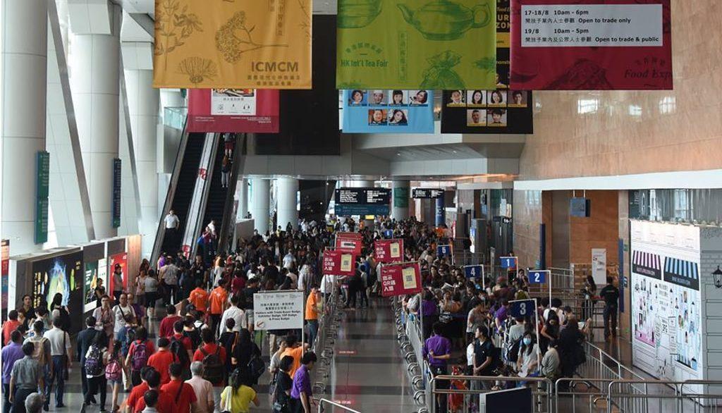 【美食博覽2018】3 大展館搵食攻略 預覽 $1 限量優惠·晚市著數特區掃福袋 持票者可同時參觀會展舉行的家電‧家品‧博覽、美與健生活博覽、香港國際茶展。