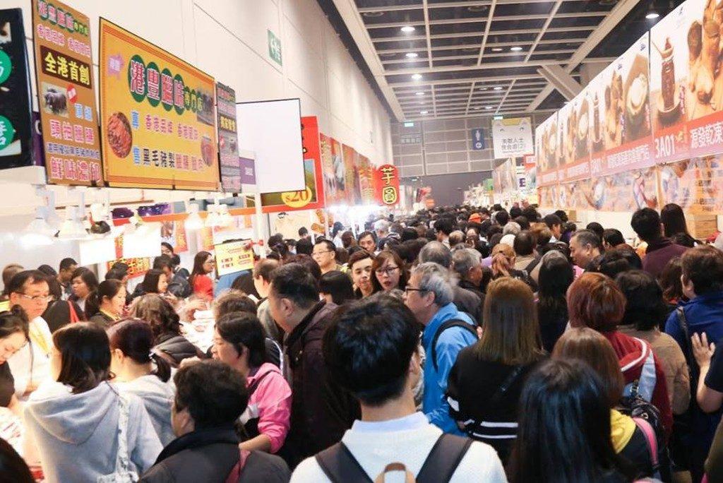 冬日美食節在過去 15 年已吸引逾 600 萬香港市民及遊客進場參觀採購。