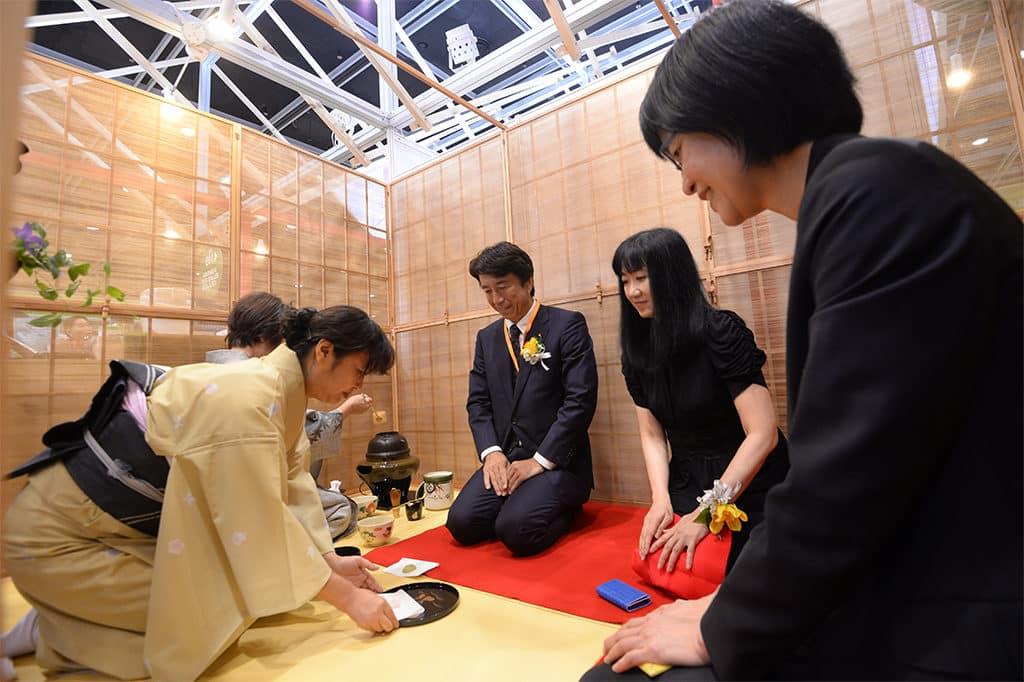 會展:香港國際茶展 2018 日本茶道體驗