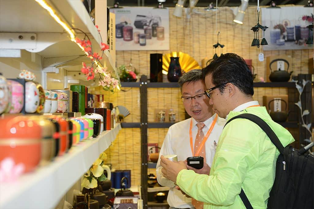 會展:香港國際茶展 2018 香港國際茶展最後一天開放予公眾入內參觀。