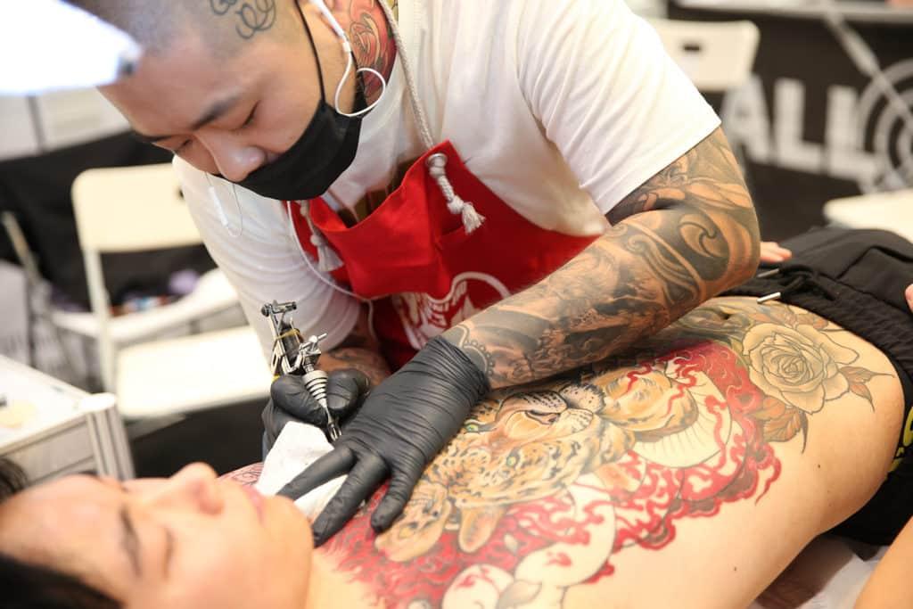 香港中國國際紋身展2018:門票價錢 廿四味·LMF·秋紅·恭碩良樂隊表演|香港紋身展2018 香港中國國際紋身展是年度紋身藝術盛事。