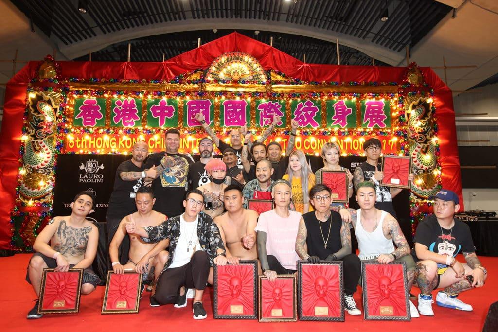 香港中國國際紋身展2018:門票價錢 廿四味·LMF·秋紅·恭碩良樂隊表演|香港紋身展2018 紋身展由香港飛騰刺青 Freedom Tattoo 與 TDL 中國紋身發展聯盟會合辦。
