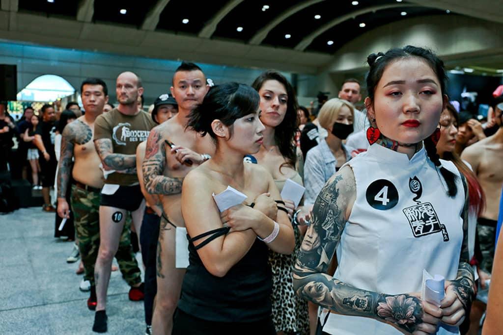 香港中國國際紋身展2018:門票價錢 廿四味·LMF·秋紅·恭碩良樂隊表演|香港紋身展2018 紋身展歷年吸引不了少紋身愛好者到場。