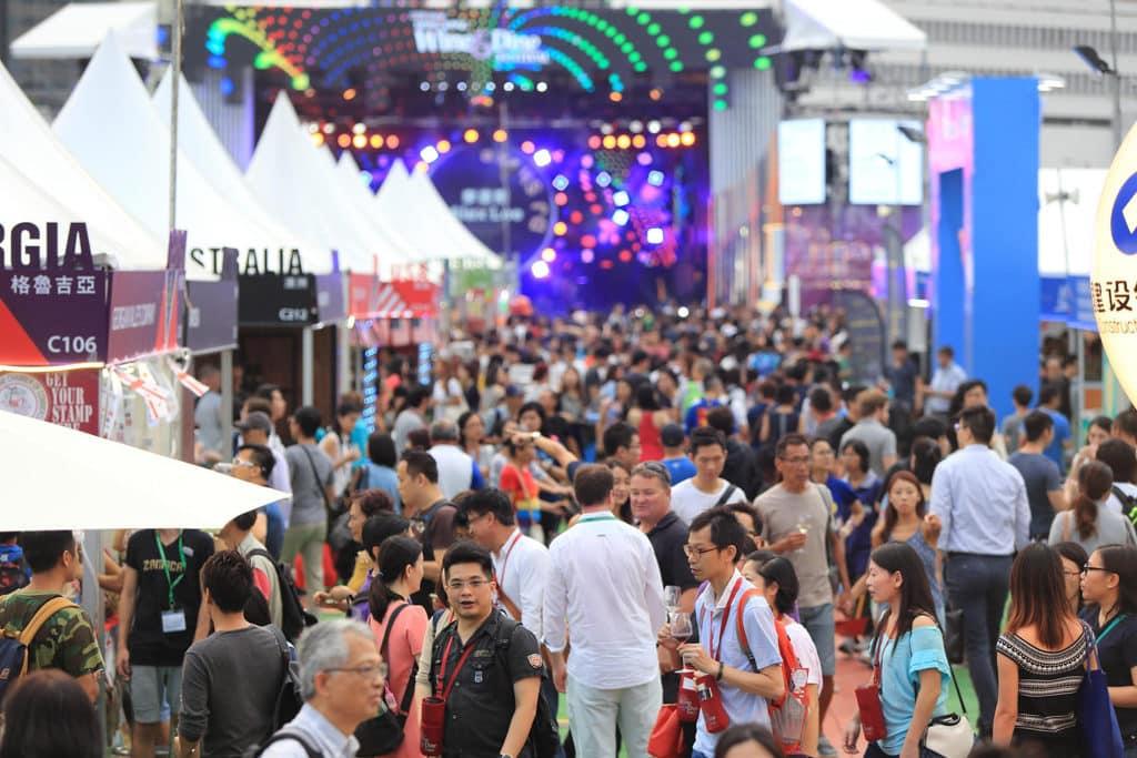 香港美酒佳餚巡禮2018|Wine and Dine 2018 香港美酒佳餚巡禮是年度飲食界盛事。