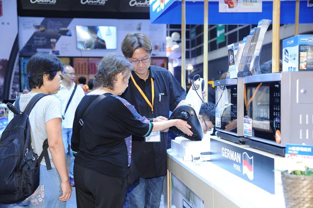 家電‧家品‧博覽上將展示可改善家居生活的新型科技產品。