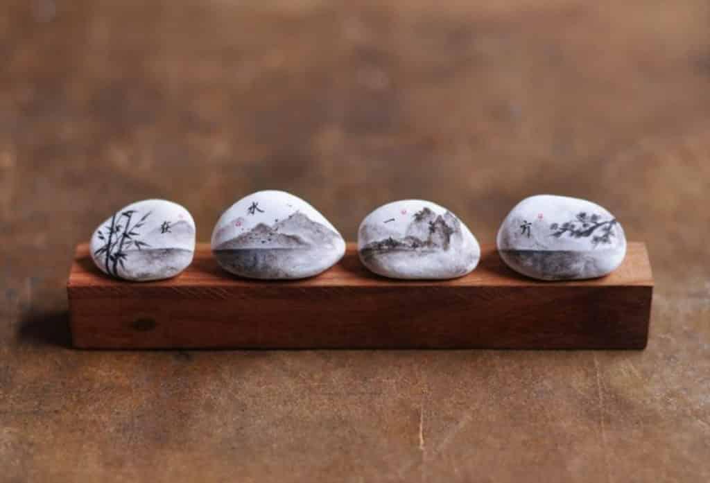 饒宗頤文化館開放日2018:「有你月更圓」中秋懷舊主題市集 石頭彩繪工作坊