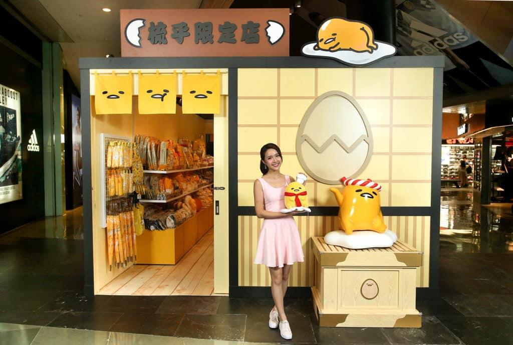 朗豪坊:梳乎蛋美食節 朗豪坊 7 樓設「梳乎限定店」優先首賣官方精品。