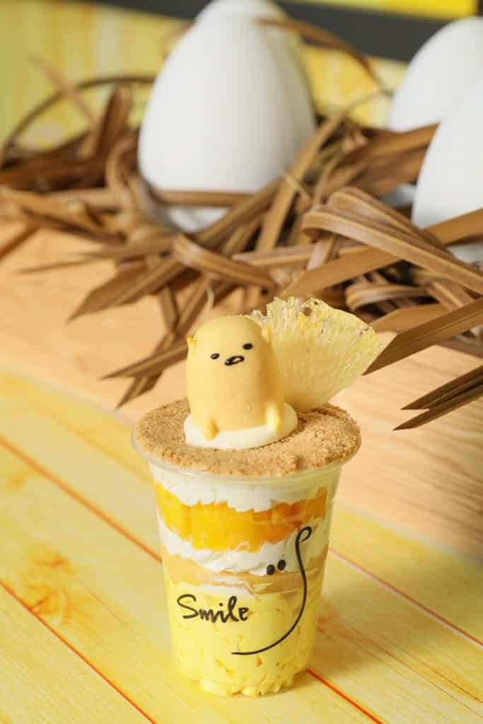 朗豪坊:梳乎蛋美食節 Smile Yogurt:梳乎仲夏乳酪雪糕 $78