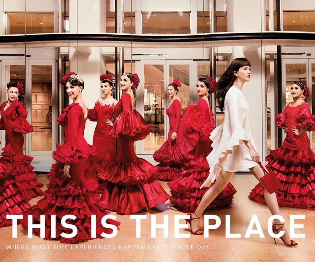 太古廣場:THIS IS THE PLACE 藝術裝置 太古廣場近日推出全新品牌形象 The Place。