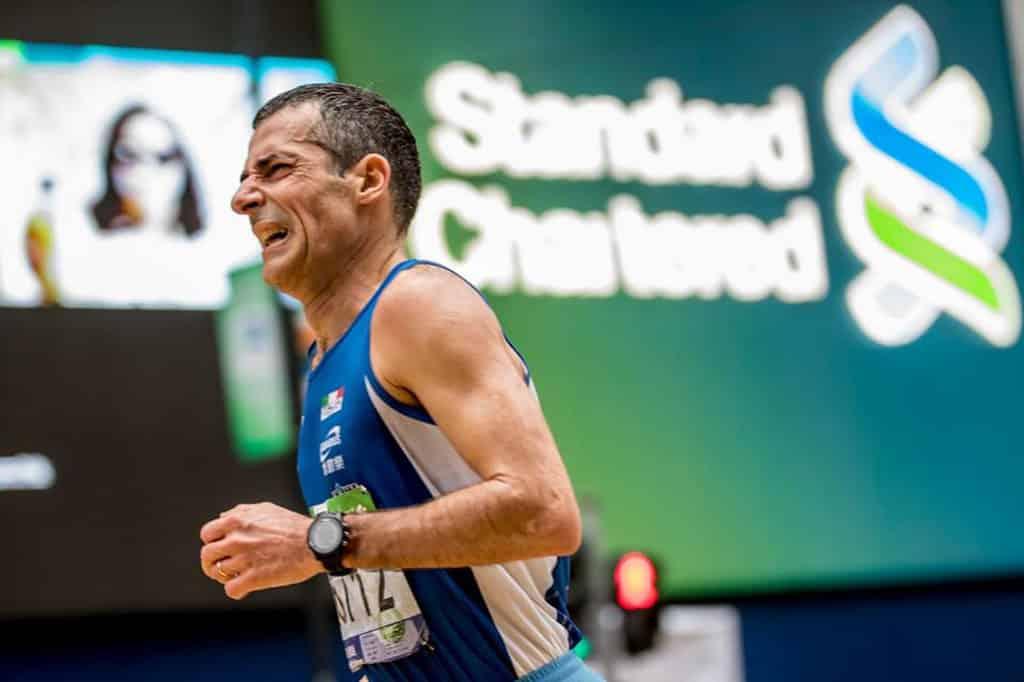 渣打香港馬拉松2019 渣打香港馬拉松每年吸引不少海外跑手來港參賽。