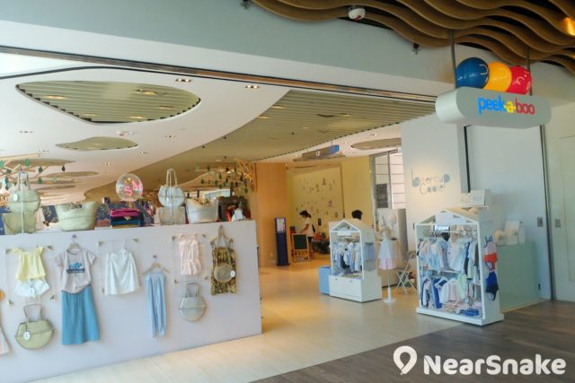 Buttercup Cuddle 童裝店也進駐了 the pulse 商場,父母們可在此買一套兒童泳裝,再與孩子到淺水灣沙灘暢泳。