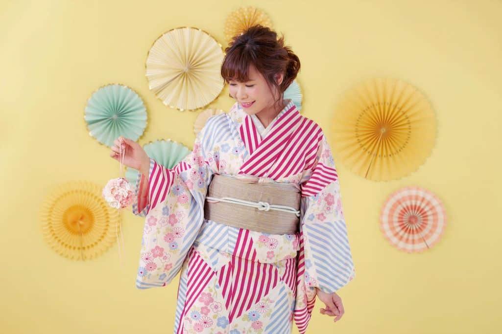 要實實在在感受日本祭典的熱鬧氣氛,當然要穿上浴衣參加緣日!