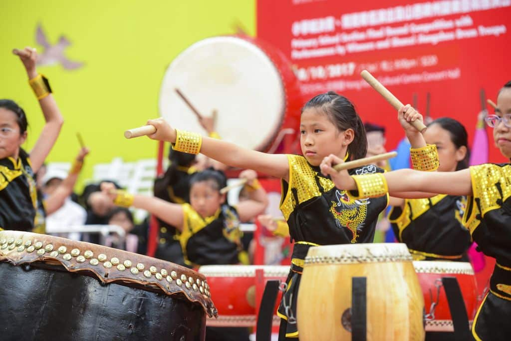 今年擂台賽新引入「醒獅鼓樂組」,將分為少年創新獅鼓組、少年傳統獅鼓組、成人創新獅鼓組及成人傳統獅鼓組比賽。