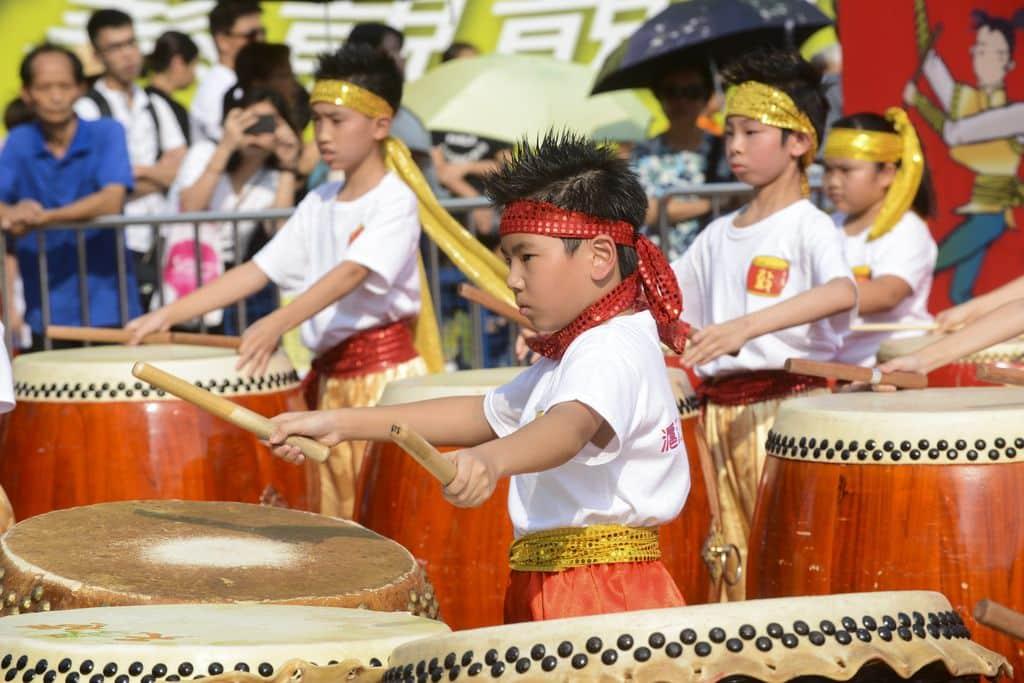 「第十六屆香港活力鼓令 24 式擂台賽」勝出者將有機會加入香港中樂團演出。