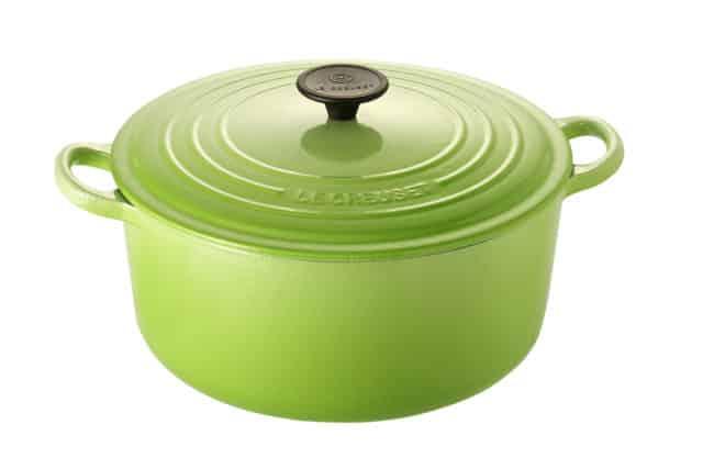 荃新天地:第 3 屆廚具家品展-Le Creuset圓形琺瑯鑄鐵鍋18厘米,激搶價$980 (原價$2,368),限量30件。