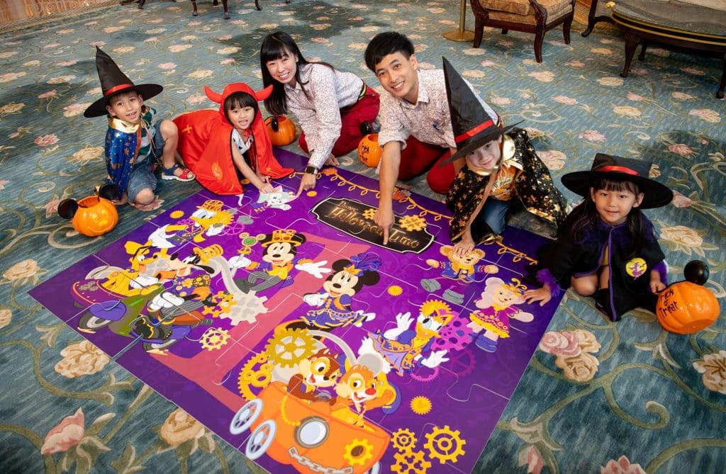 香港迪士尼萬聖節2018|《怪誕城之夜》阿Jack坐陣 迪士尼Halloween Time慶典 萬聖節活動期間入住迪士尼酒店,可暢玩獨家萬聖節活動。