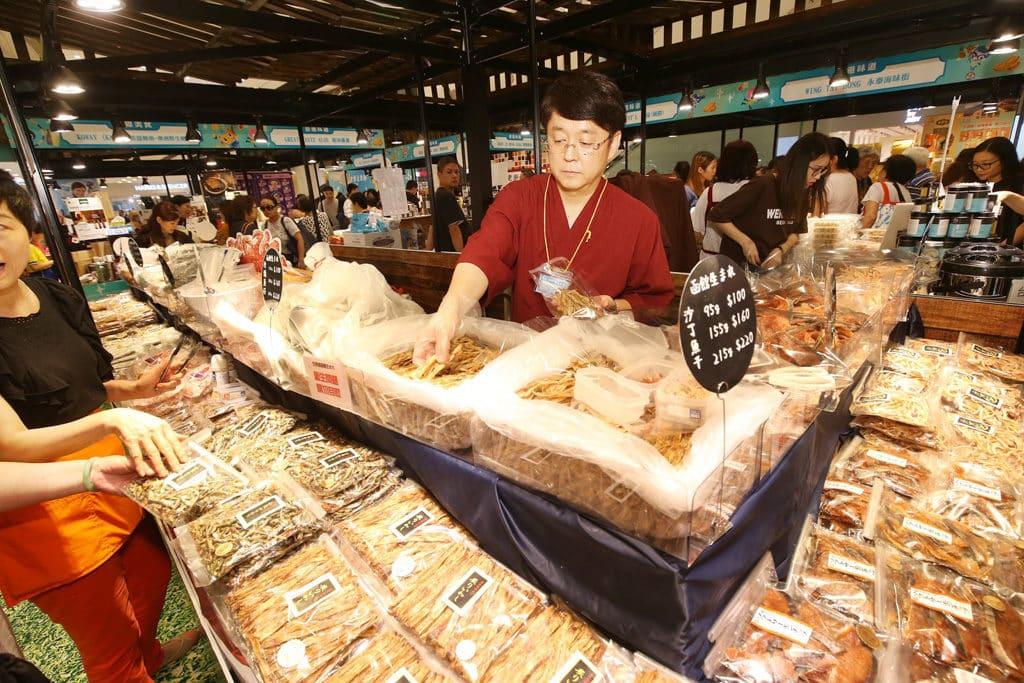 青衣城秋季美食節:$1中秋優惠貨品放送 青衣城舉行秋季美食節,搜羅香港古早味小吃等美食。