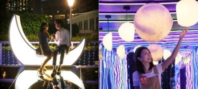 中秋好去處2018!12個商場中秋節主題佈置檢閱 月兔/月球影相位•花燈庭園