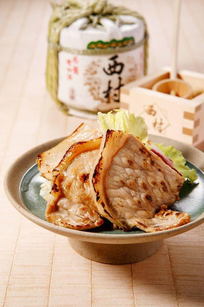 北海道×九號水產「秋祭2018」 十勝豚肉 (かみこみ豚/ Kamikomi Pork) (售價$40)