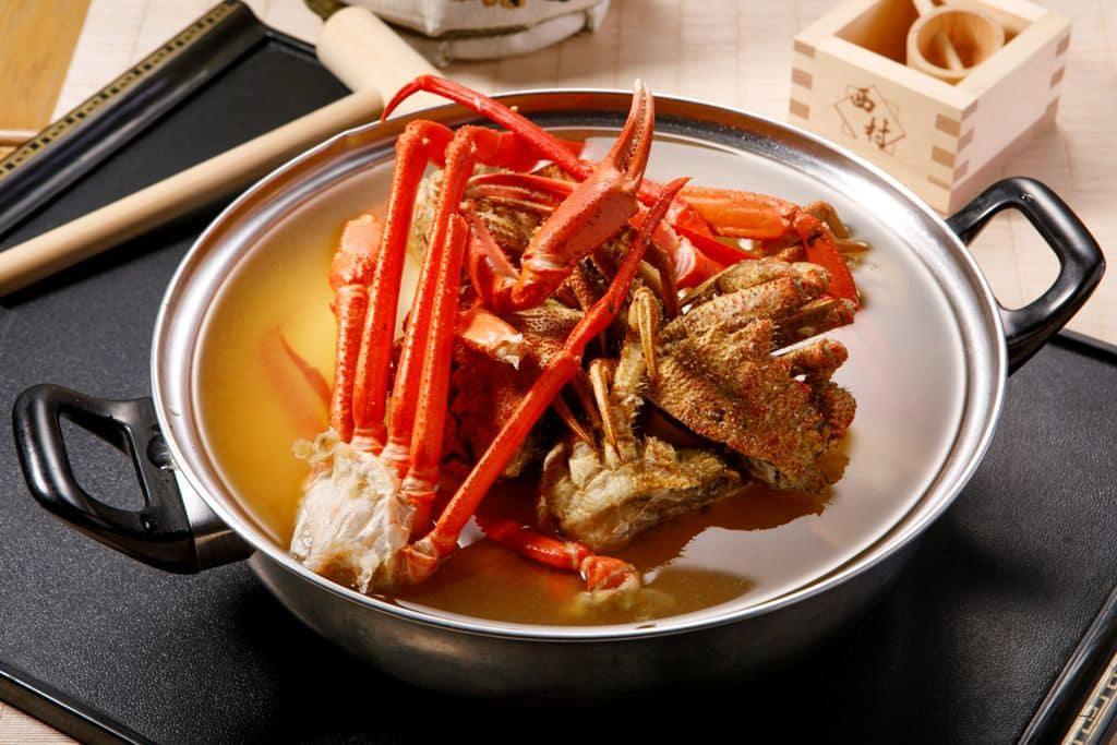 北海道×九號水產「秋祭2018」北海道蟹味噌湯 (售價$20)