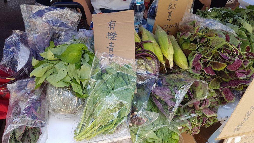 北區墟市節上將會有各式本地農產品販售。
