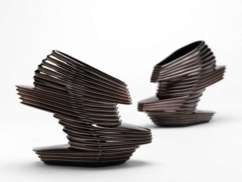 Pacific Place太古廣場:「鞋履:樂與苦展覽」亞洲巡展終點站 Zaha Hadid 的經典設計 NOVA 高跟鞋