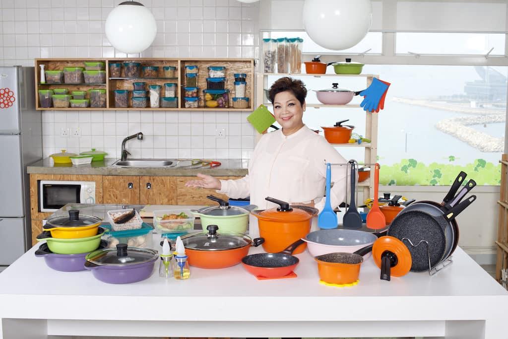 荃新天地:第 3 屆廚具家品展-肥媽將於9月22日到場示範,傳授烹飪小貼士,讓大家輕鬆烹調每日佳餚。