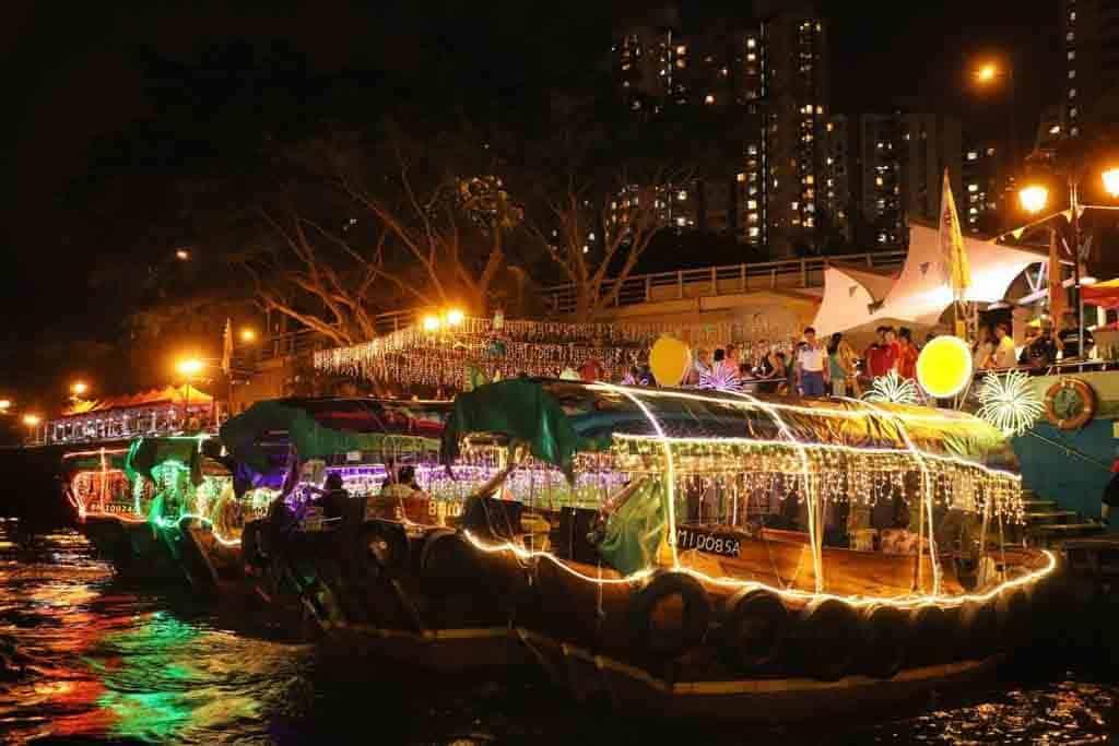 「彩艇.漁港情」南區國慶活動 舢舨將免費接載市民遊走香港仔避風塘。