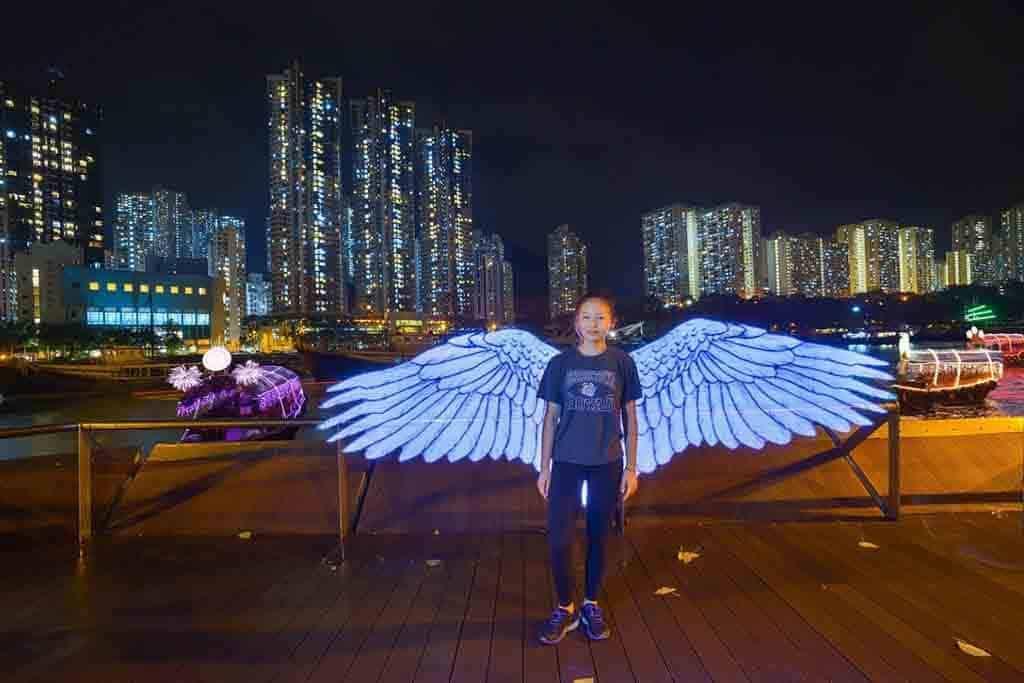 「彩艇.漁港情」南區國慶活動 香港創藝攝影學會將到現場,免費幫助市民以光影塗鴉技巧拍照。