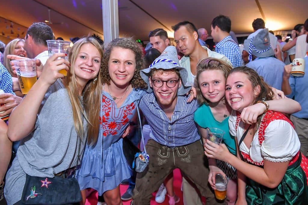 海港城:馬哥孛羅德國啤酒節2018 啤酒節現場充滿德國狂歡的節日氣氛。