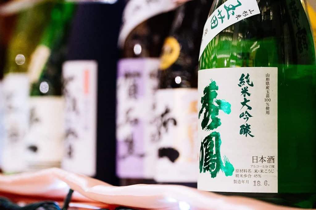 美麗華廣場Mira Place:香港和酒節2018 在清酒大師導賞班等工作坊可深入認識各種清酒。