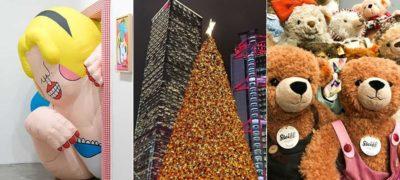 【香港聖誕2018影相位】12大必去打卡熱點列陣 香港聖誕燈飾+聖誕商場裝飾
